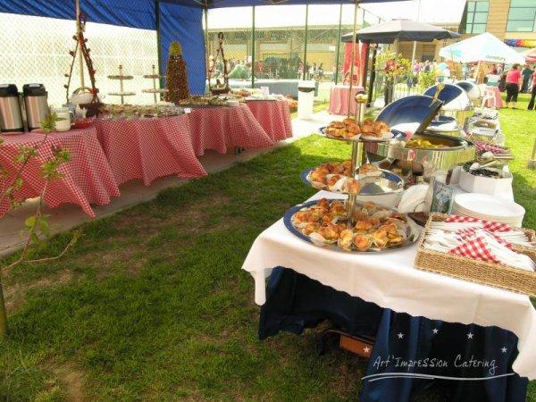 Pikniki i imprezy plenerowe