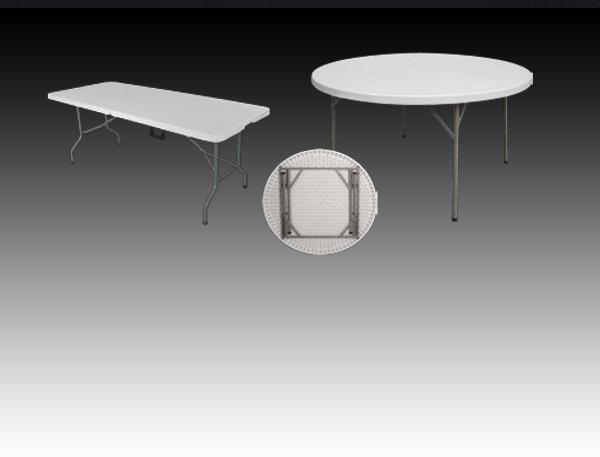 Transport i stoły