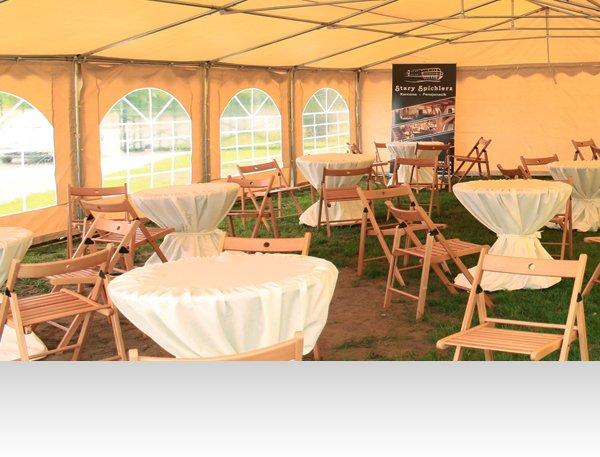 Namioty cateringowe i eventowe